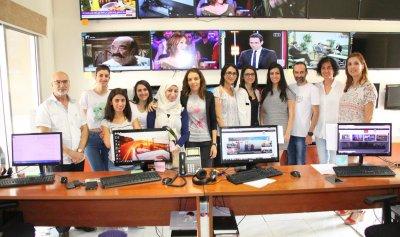 """""""قياديو"""" برنامج لتعزيز الديمقراطية في العالم العربي في """"المسيرة"""" وموقع """"القوات"""" الالكتروني"""