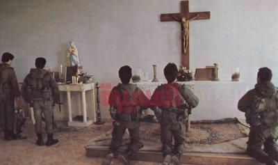 موقف مجلس كنائس الشرق الأوسط 1974 من الحرب