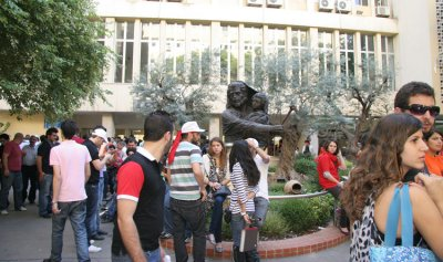 مقاومة الجامعة: لا ندعَنّ روح الحرية تضعف فينا – 2