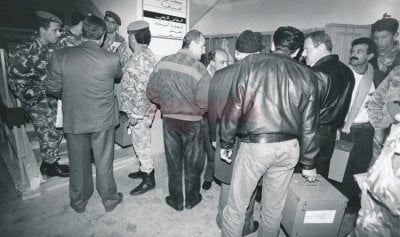 بين انتخابات 1992 وانتخابات 2017