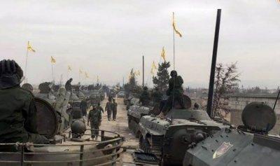 """""""المسيرة"""": """"حزب الله"""" راجع من سوريا"""