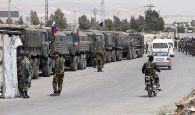 """خاص """"المسيرة"""" – توافق على لجم النفوذ الإيراني في سوريا خطة منبج والتحرّك الروسي كفيلان برسم حدود الصراع"""