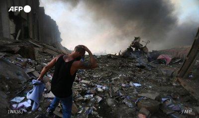 تكليف شرطة بيروت الحفاظ على السلامة العامة في المنطقة المنكوبة