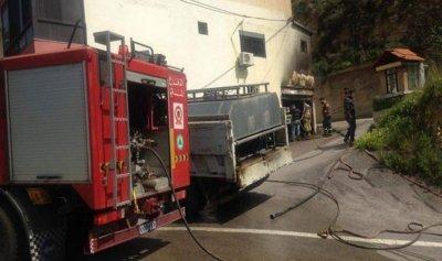 حريق في بيت الكيكو وآخر في راس الجبل