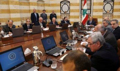 """جلسة لمجلس الوزراء الثلثاء المقبل تمهد لـ""""سيدر"""" ببنود إضافية"""