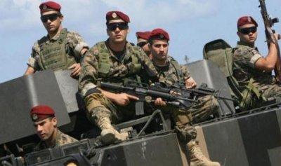 الجيش يقطع الطريق في العريضة