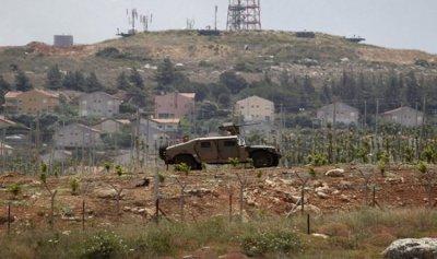 دورية إسرائيلية تجتاز السياج التقني