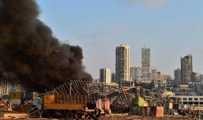 عمل إرهابي وراء تفجير بيروت؟