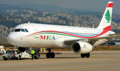 4 إصابات على متن رحلات وصلت بيروت
