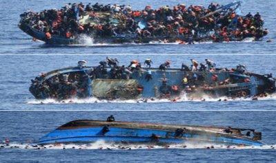 8 قتلى إثر غرق زورق للمهاجرين في تركيا