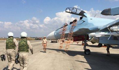 """تعرض """"حميميم"""" الروسية لقصف صاروخي"""