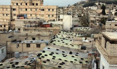 إشكال وإطلاق نار في مخيم الرشيدية