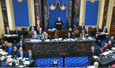مجلس الشيوخ يرفض إحضار وثائق في محاكمة ترمب