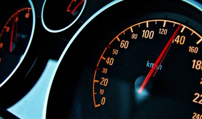 1054 مخالفة سرعة أمس السبت