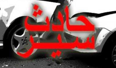 إصابة أم وابنها في حادث صدم في طرابلس