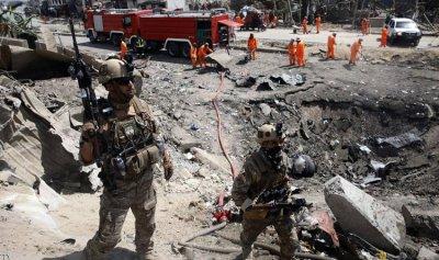 دوي انفجار ضخم بالحي الدبلوماسي في كابل