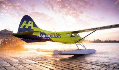 بالفيديو: أكبر طائرة كهربائية تجارية تنجح في الاختبار
