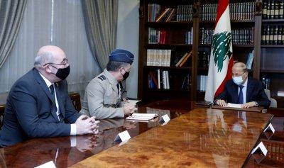التعاون مع الجيش بين عون وسامبسون