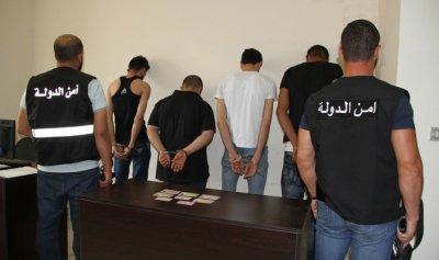 توقيف عصابة تزوير في جبل لبنان