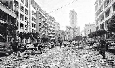 خاص ـ نزوح مئات العائلات وآلاف المنازل بلا ترميم في بيروت
