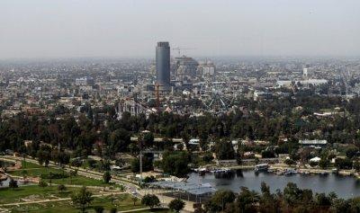 سقوط قذائف صاروخية قرب السفارة الأميركية في بغداد