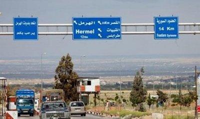 السماح بدخول اللبنانيين من سوريا الأربعاء