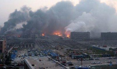 قتلى جراء انفجار بمصنع كيمياويات في الصين