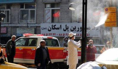 زيادة غير مسبوقة بإصابات كورونا في إيران