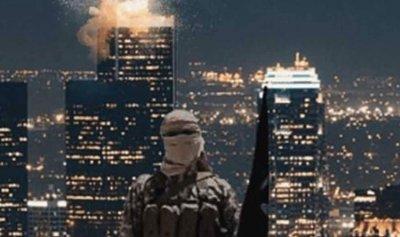 """صورة """"داعشية"""" تذعر لوس أنجلوس"""