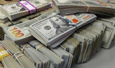 انخفاض كبير في سعر صرف الدولار