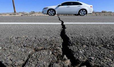 زلزال بقوة 7.4 درجة يضرب إندونيسيا