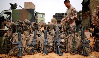 قوات أوروبية في مالي