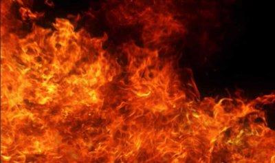 حريق في محطة للمحروقات في الهرمل