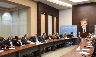 """""""المستقبل"""": زيارةبعض الوزراء سوريا لا تتمّ بصفة رسمية"""
