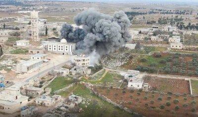 4 قتلى إثر غارات روسية على ريفي إدلب وحلب