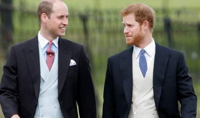 الأمير ويليام يلقن أخاه درساً