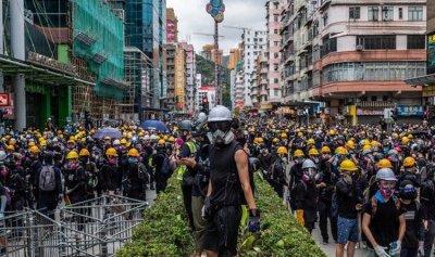 قلق أميركي من أحداث هونغ كونغ