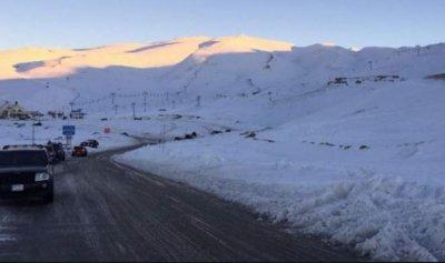 الطرقات الجبلية المقطوعة