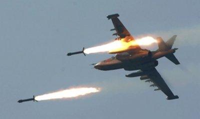 """غارات عراقية على """"داعش"""" داخل سوريا"""