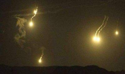 """إسرائيل تقصف حركة """"الجهاد"""" الفلسطينية في دمشق وغزة"""