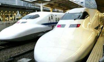 دودة بزاق وراء تعطل حركة القطارات في اليابان