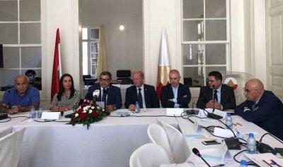 """الجبهة السيادية: استهداف """"القوات"""" لإلهاء اللبنانيين عن تفجير المرفأ"""
