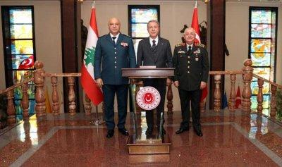 دعم المؤسسة العسكرية بين عون ووزير الدفاع التركي
