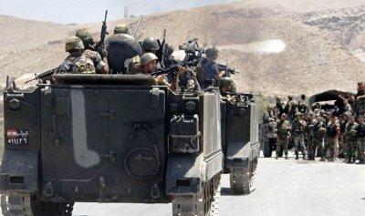 هل يتوقف الغذاء للجيش اللبناني؟