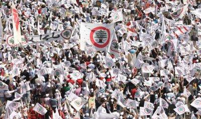 """""""المسيرة"""": إحذروا """"القوات"""" في المعارضة…"""