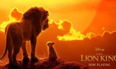 The Lion King يتصدر المراتب الأولى
