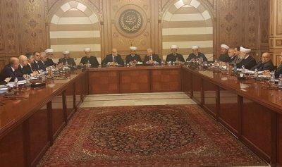 المجلس الشرعي: كل خروج عن الدستور يقوض أركان الدولة