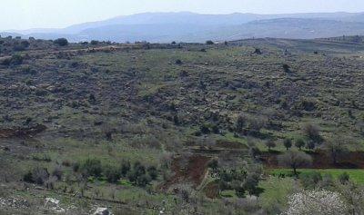 مجموعة إسرائيلية خرقت السياج التقني في ميس الجبل