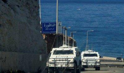 الجيش: خرقان بحريان مقابل رأس الناقورة