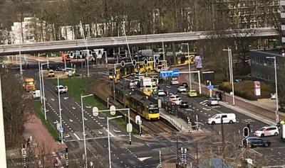 إصابات جراء حادث إطلاق نار في هولندا